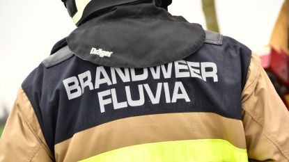 Drukke nacht voor brandweerpost Avelgem, op Waals grondgebied