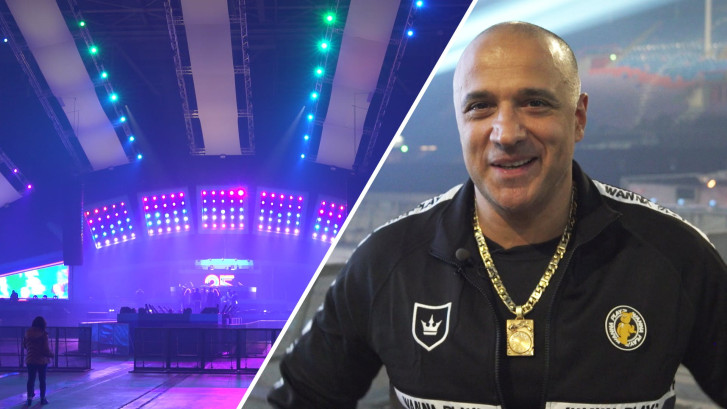 DJ Paul Elstak viert jubileum: 25 jaar Rainbow In The Sky