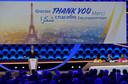 De Franse president van het nationale olympische comité Denis Masseglia.