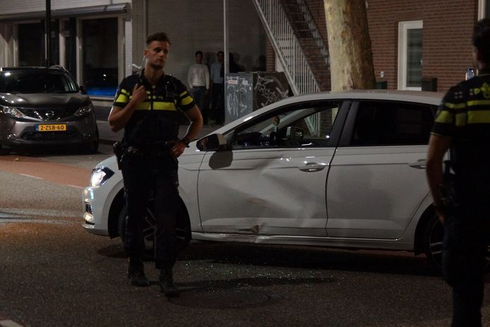 Vrouw gewond door ongeluk in Kaatsheuvel.