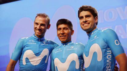 Als het ploegenklassement een troostprijs wordt: Movistar voor het eerst sinds 2011 zonder podium in een grote ronde