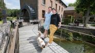 """Oost-Vlamingen Serge en Marica komen in hun B&B De Ruttermolen ook zélf tot rust: """"We zijn heel warm ontvangen door de Limburgers"""""""