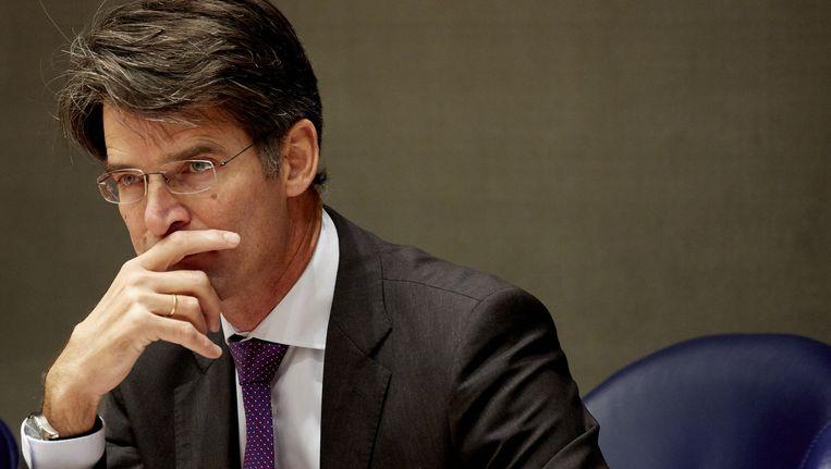 Erik Akerboom krijgt bovenop de 179 duizend euro een 'ontslagvergoeding' van 75 duizend euro. Beeld anp