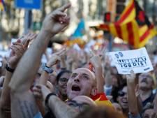 Puigdemont roept nog niet op tot onafhankelijk Catalonïe