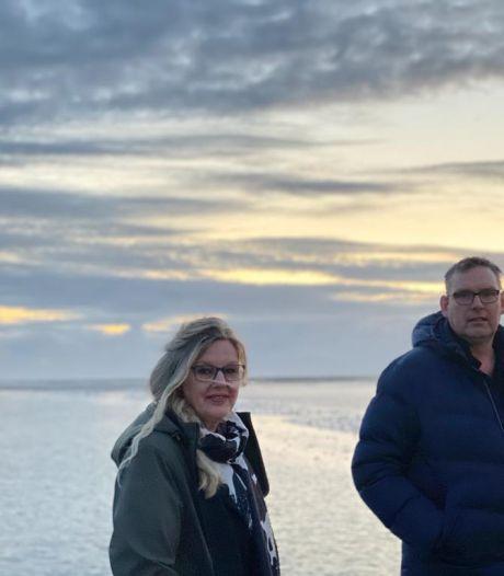 Moni (52) ruilde De Lutte in voor Schiermonnikoog: 'Net zo vertrouwd als Twente'