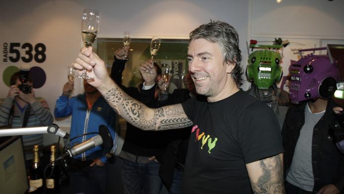 Ruud de Wild is te gast in de uitzending van Evers Staat Op, van Edwin Evers op Radio 538.