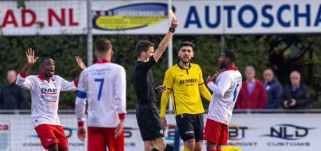 FC Lienden niet voorbij negen man Barendrecht