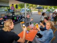 Drutens centrum D'n Bogerd gaat deze zomer naar buiten, terras op de vlonders