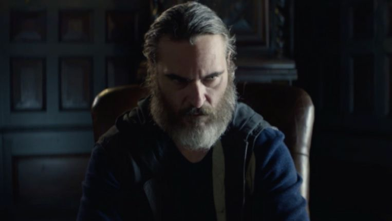 You were never really here Beeld rv