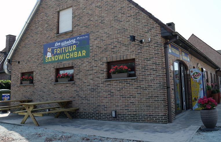 Frituur 'Den Uilenberg' opent vrijdag de deuren.