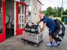 't Zand is nu even thuisbasis voor Willem II