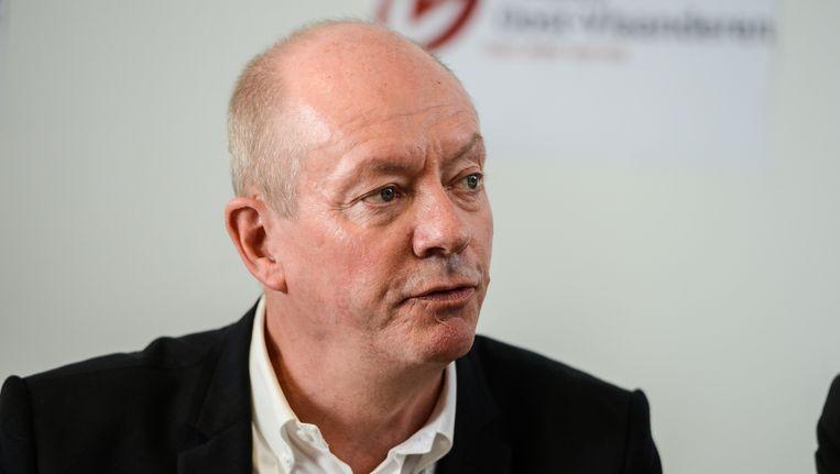 Oost-Vlaams gouverneur Jan Briers.