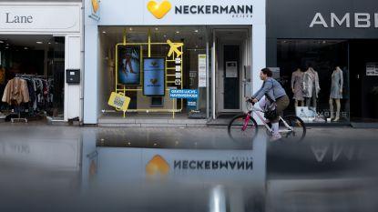 Medewerkers Thomas Cook en Neckermann trachten klanten gerust te stellen