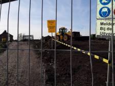Sanering 'Bult van Pars' in Klundert komt weer op gang