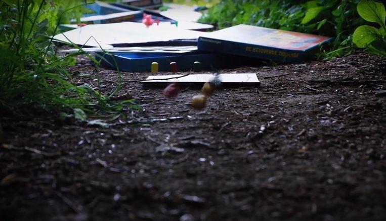 Astertechnics is gestart met crowdfunding voor een bosbordspel voor kinderen met beperking.