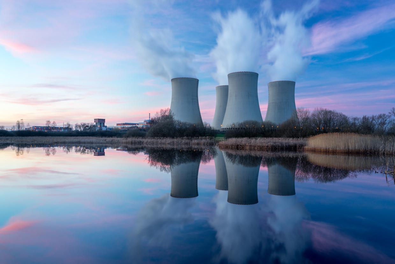 Joshua Goldstein: 'Er is het idee dat zelfs een klein beetje straling giftig is en ons zal doden. Dat is absurd. Overal om ons heen is radioactieve straling, bijvoorbeeld als we een banaan eten, die rijk is aan kalium, of in granieten gebouwen.' Beeld Getty