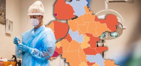 KAART | Putten sluit aan bij Urk, meer 'grijze' gemeenten in deze regio