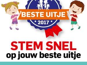 Dit zijn de koplopers voor het 'beste uitje' 2017 in Zuid-Holland