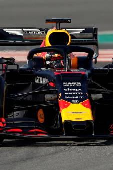 LIVE   Eerste testdag Formule 1: Verstappen in vertrouwde kleuren