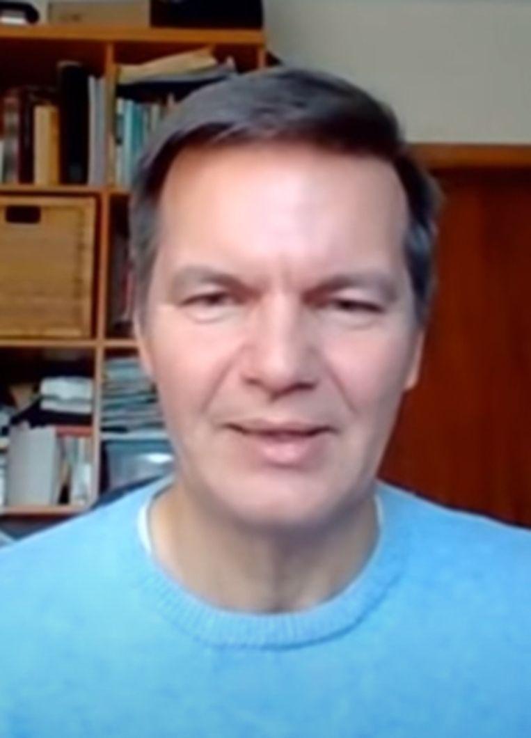 David Zaruk: 'Misschien worden we nu wakker.' Beeld RV