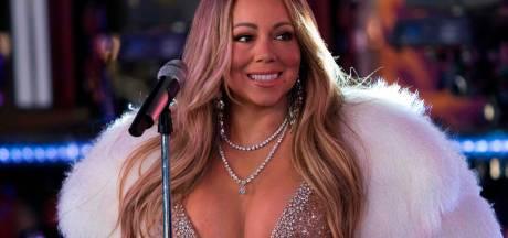 Kitscherig en camp kerstfeestje gaat Mariah Carey prima af in Ziggo Dome