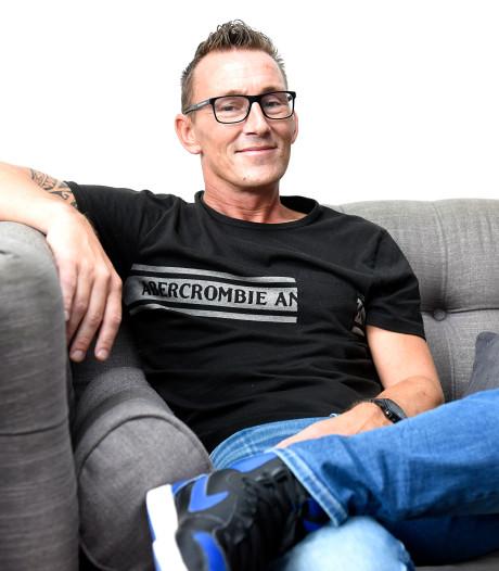 Drie jaar nadat MS werd geconstateerd bij ex-wijkagent Daniël loopt hij weer: 'Het glas is halfvol'