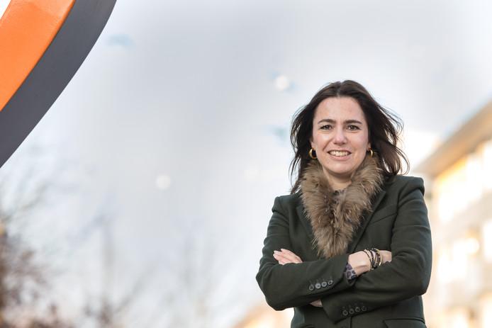 Sandra Melief, de nieuwe marathondirecteur van Enschede Marathon