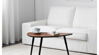 Dit tafeltje van IKEA kost 69,90 euro en zou volgens bekende veilingsite over enkele jaren duizenden euro's waard kunnen zijn