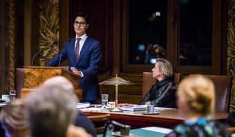 Eerste Kamer zet eerste stap op weg naar gekozen burgemeester