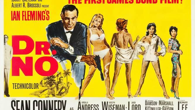 VTM 4 zendt Bondfilms van Sean Connery uit als eerbetoon