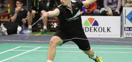 Caljouw in achtste finales EK badminton