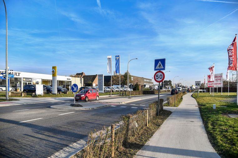 DDS realiseerde onder andere bedrijventerrein Hoogveld in Dendermonde.