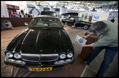Daimler V8 van Fortuyn verkocht aan bekende van Pim
