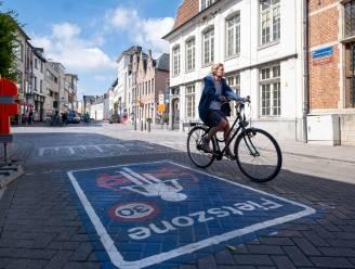 Een jaar fietszone: 2.751 pv's opgesteld voor autobestuurders die fietsers inhalen