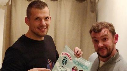 Komok Comedy Show in zaal Manege