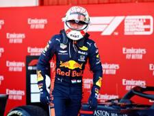 Verstappen knokt zich naar tweede podium van seizoen, zege Hamilton
