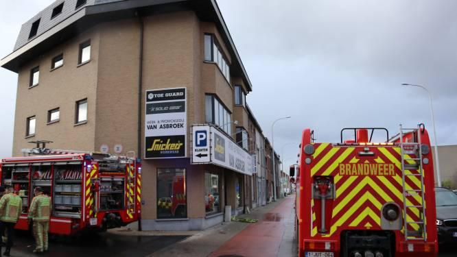 Pan op het vuur veroorzaakt rookontwikkeling in appartement