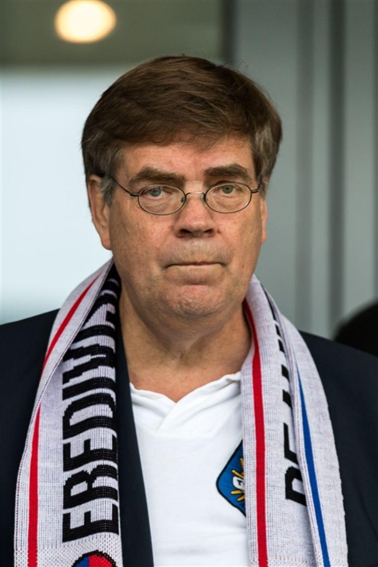 Telstar-directeur Steef Hammerstein. Beeld Hollandse Hoogte / Gerrit van Keulen