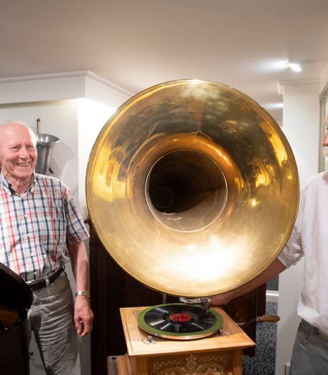 Grammofoonmuseum Nieuwleusen wil naar nieuwe locatie