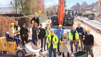 Heraanleg Roeselaarsestraat na zestien jaar achter de rug