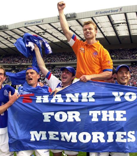 Mols bewaart mooie herinneringen aan Ricksen: 'Hij stal de harten van de fans'