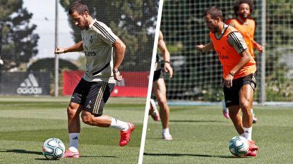 Nieuwe zorgen om Hazard: Zidane laat niet geheel fitte Rode Duivel uit selectie