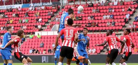 LIVE | PSV vroeg op achterstand in 'comeback-duel' met Vitesse