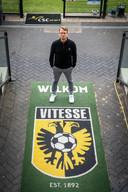 Technisch directeur Johannes Spors  van Vitesse.