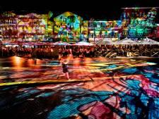 Positieve reacties op Glow: 'Mooier dan andere jaren'