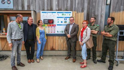 UV-meter in De Gavers toont aan hoeveel je moet smeren