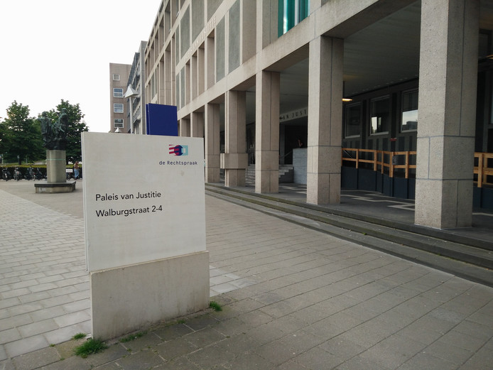 De rechtbank in Arnhem.