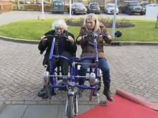 Iets meer dan half miljoen kijkers zien bingo Britt Dekker in verzorgingshuis