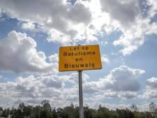Uden waarschuwt voor botulisme en blauwalg in vijver Mellepark