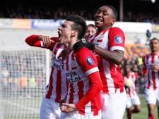 'Puntertje van Lozano symbool voor moeizame wedstrijd van PSV'